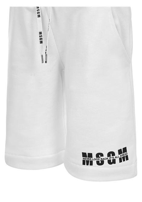Msgm Kids Shorts Msgm Kids | 30 | MS026821001