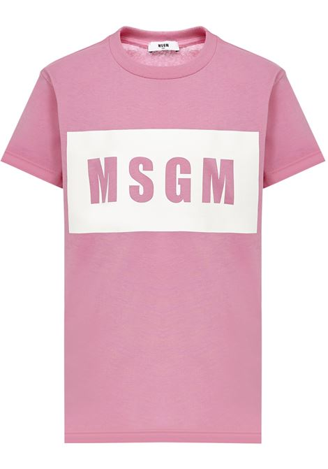 Msgm Kids T-shirt Msgm Kids | 8 | MS026829042