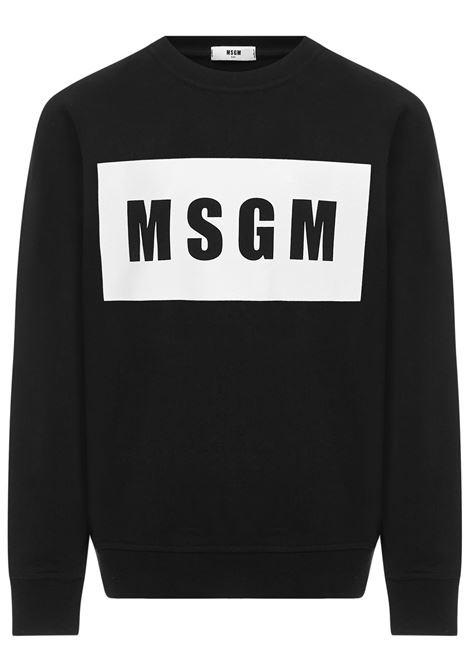 Msgm Kids Sweatshirt Msgm Kids | -108764232 | MS026830110