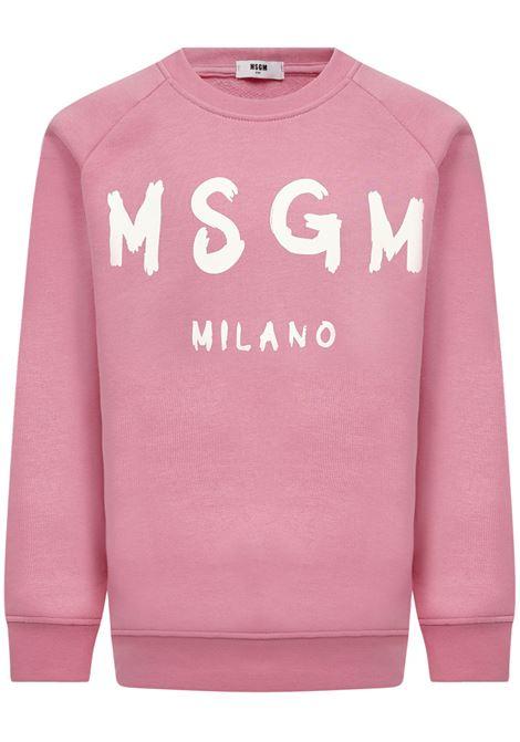 Msgm Kids Sweatshirt Msgm Kids | -108764232 | MS026831042
