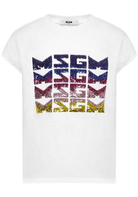T-shirt Msgm Kids Msgm Kids | 8 | MS026894001