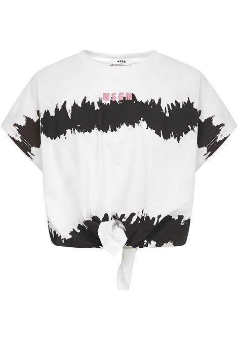 Msgm Kids T-shirt  Msgm Kids   8   MS026935001