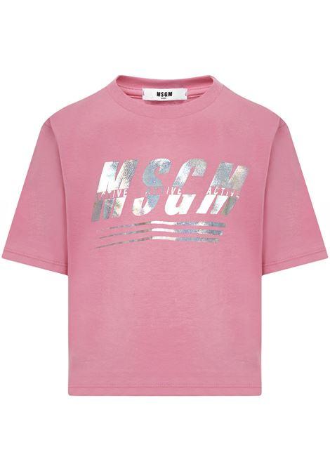 T-shirt Msgm Kids  Msgm Kids | 8 | MS027072042