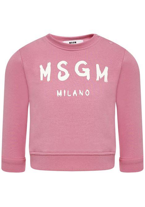 Msgm Kids Sweatshirt Msgm Kids | -108764232 | MS027264042