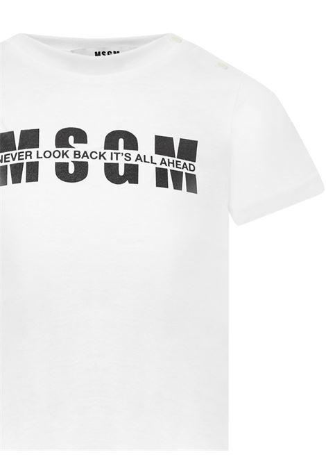 Msgm Kids T-shirt  Msgm Kids | 8 | MS027267001