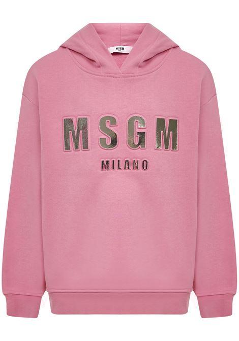 Msgm Kids Sweatshirt Msgm Kids | -108764232 | MS027388042