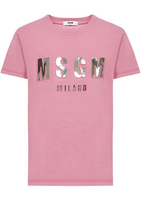 T-shirt Msgm Kids Msgm Kids | 8 | MS027389042