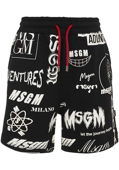 Msgm Kids Bermuda Shorts Msgm Kids | 30 | MS027636110