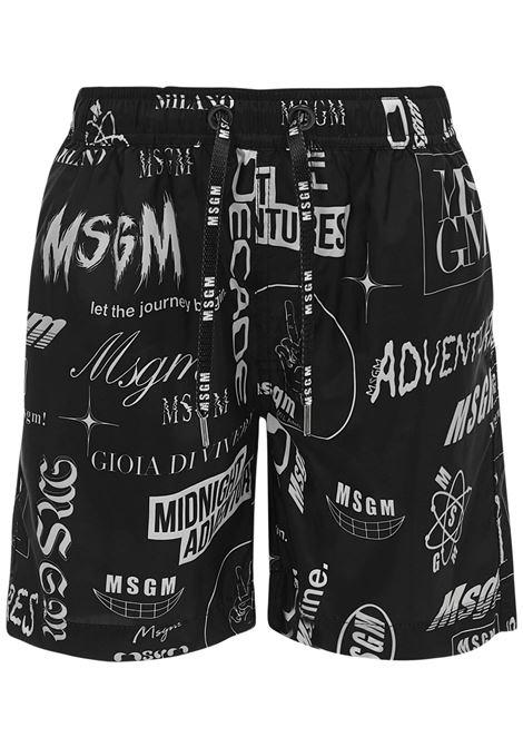 Msgm Kids Shorts Msgm Kids | 30 | MS027661110