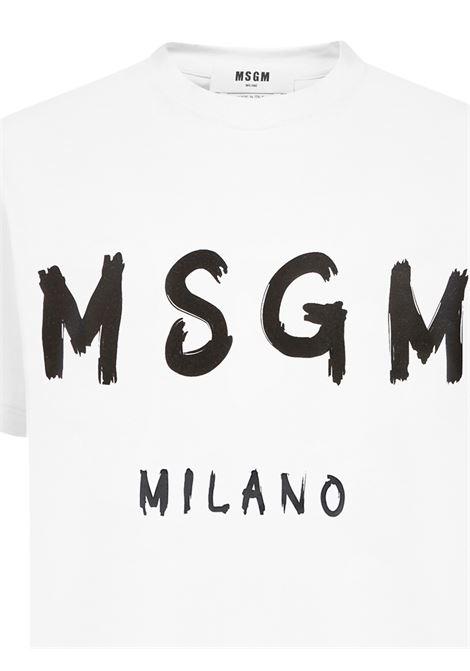 Masgm T-shirt Msgm | 8 | 3041MDM6021729801