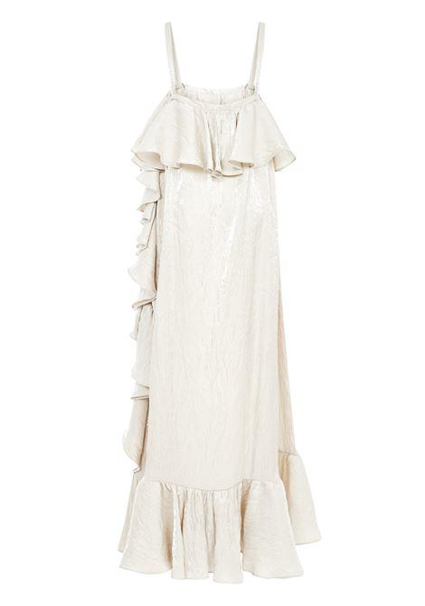 Msgm Long Dress Msgm   11   3042MDA131A21730423