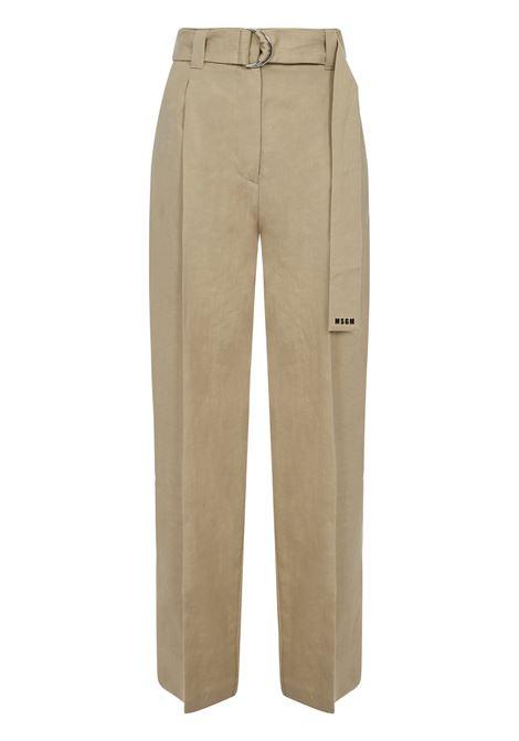 Pantaloni Msgm Msgm | 1672492985 | 3042MDP111X21730023