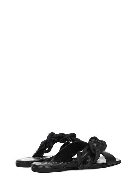 N°21 Sandals N°21 | 813329827 | 21ECPTNV11050X010