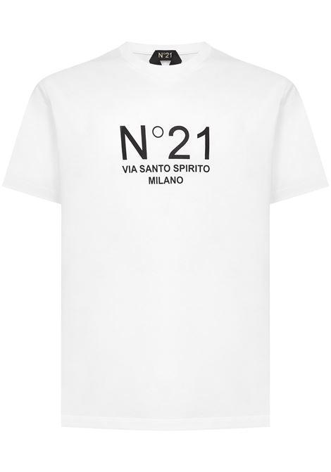 T-shirt N°21 N°21 | 8 | F03263161101