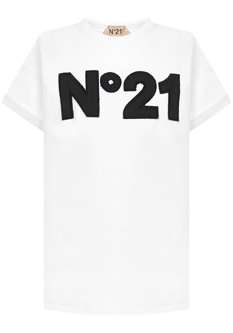 N°21 T-shirt N°21 | 8 | F06163141101