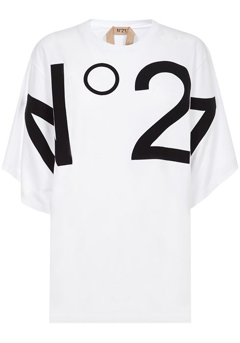N°21 T-shirt N°21 | 8 | F10163141101