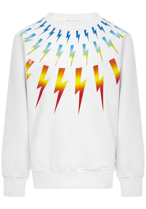 Neil Barrett Kids Sweatshirt Neil Barrett kids | -108764232 | 027882001