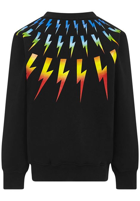 Neil Barrett Kids Sweatshirt  Neil Barrett kids | -108764232 | 027882110