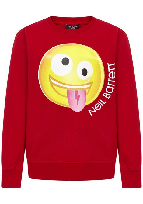 Neil Barrett Kids Sweatshirt Neil Barrett kids | -108764232 | 027902040
