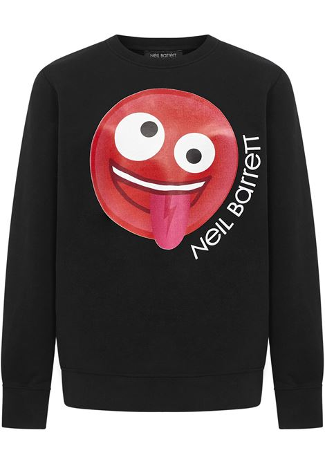 Neil Barrett Kids Sweatshirt Neil Barrett kids | -108764232 | 027902110