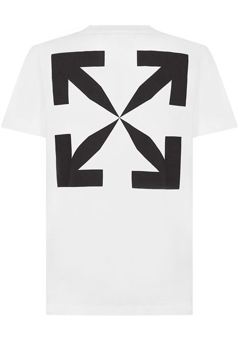 Off-White Monalisa T-shirt Off-White | 8 | OMAA027R21JER0020110