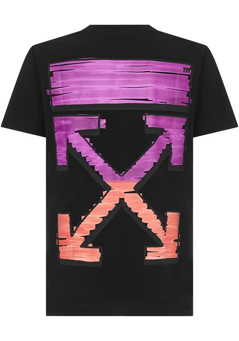Off-White Marker T-shirt Off-White | 8 | OMAA027R21JER0031032