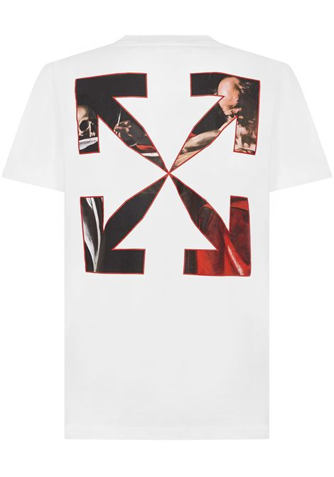 Off-White T-shirt  Off-White | 8 | OMAA027R21JER0040125