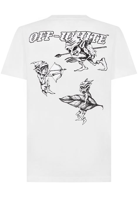 Off-White Elves T-shirt  Off-White | 8 | OMAA027R21JER0140110