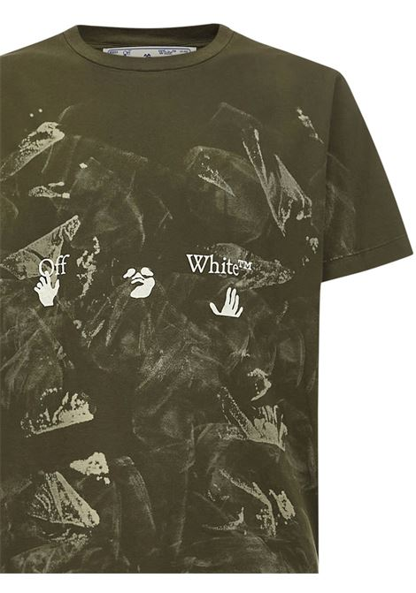 Off-White T-shirt Off-White   8   OMAA027S21JER0015701