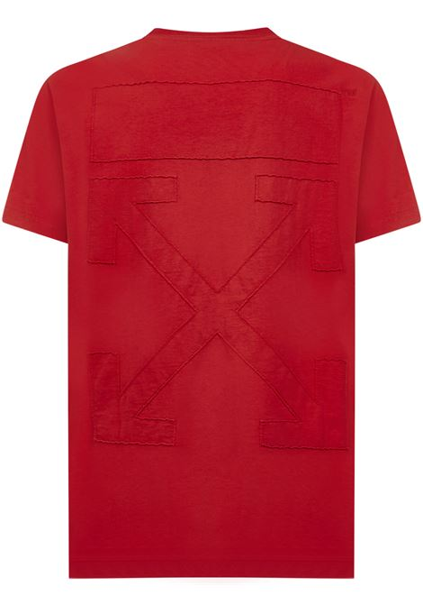 Off-White T-shirt Off-White | 8 | OMAA027S21JER0042510