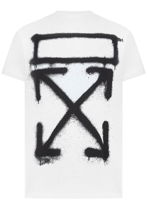Off-White T-shirt  Off-White | 8 | OMAA027S21JER0050110