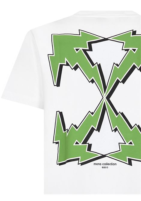 Off-White T-shirt Off-White | 8 | OMAA027S21JER0120155