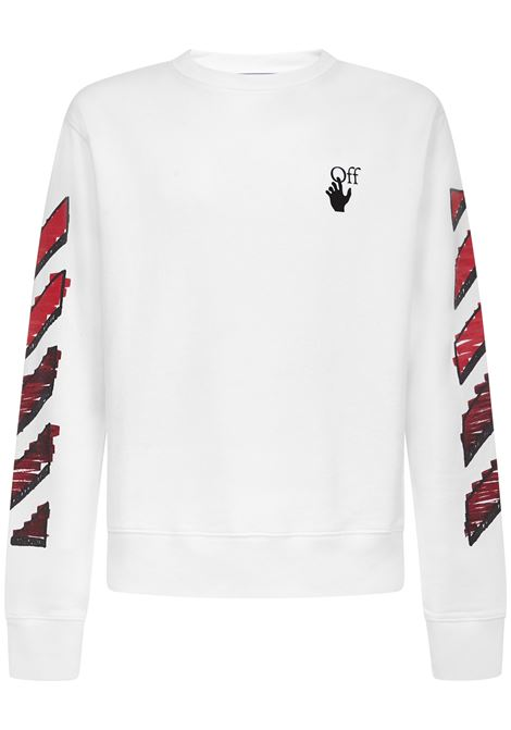 Off-White Marker Sweatshirt Off-White | -108764232 | OMBA025R21FLE0040125
