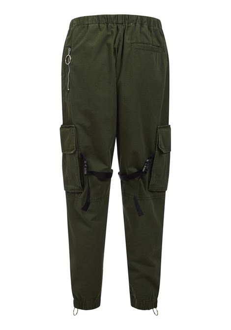 Off-White Trousers Off-White | 1672492985 | OMCF004S21FAB0025701
