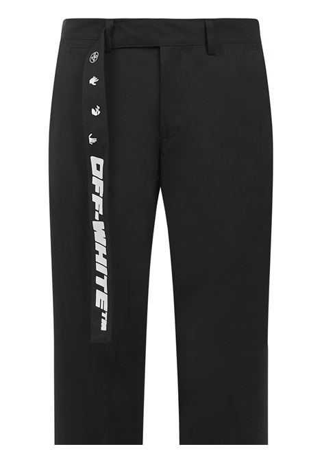 Off-White Trousers Off-White | 1672492985 | OMCG025S21FAB0011001
