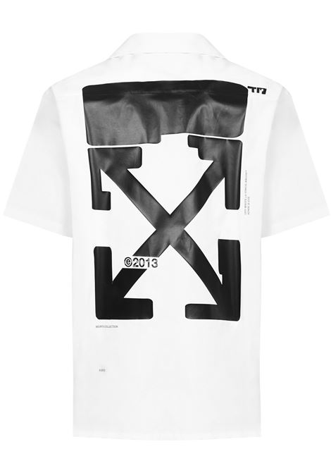 Off-White Shirt Off-White | -1043906350 | OMGA163S21FAB0100110