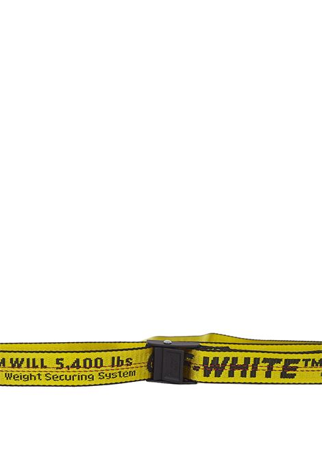 Off-White Mini Industrial Belt Off-White | 1218053011 | OMRB039R21FAB0011810