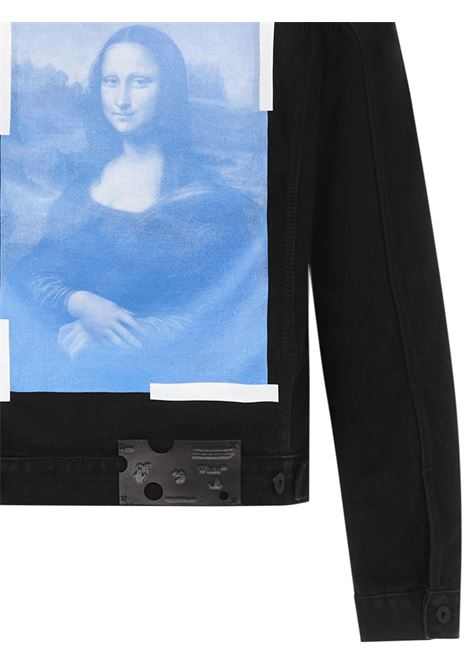 Off-White Monalisa Jacket Off-White | 13 | OMYE054R21DEN0011001