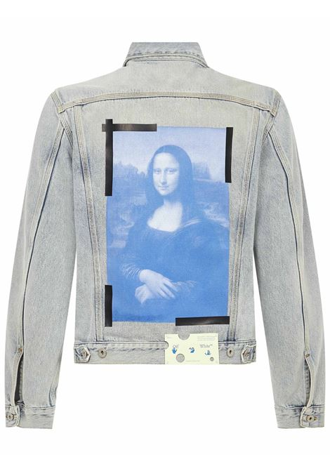Off-White Monalisa Jacket Off-White | 13 | OMYE054R21DEN0024010