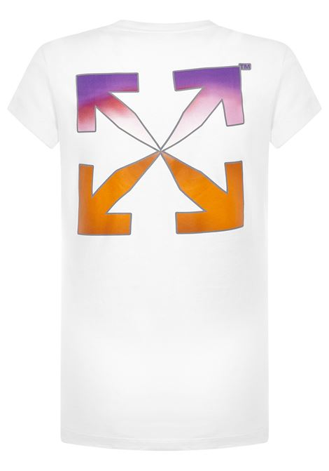 Off-White Gradient-style T-shirt Off-White | 8 | OWAA040R21JER0010184