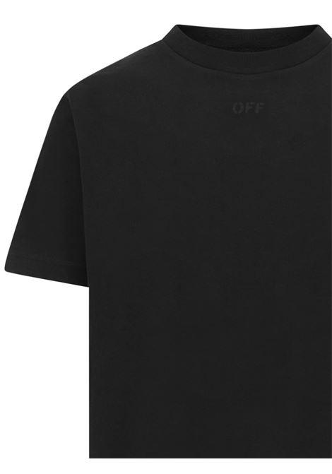 T-shirt Arrows Motifs Off-White Off-White | 8 | OWAA049E20JER0131010