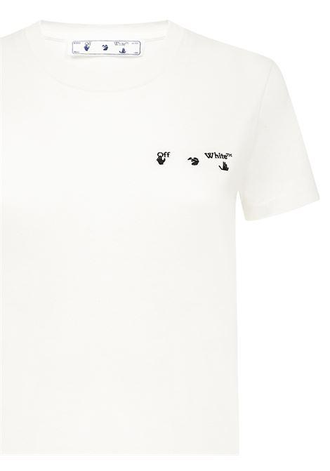 Off-White Liquid Melt Arrow T-shirt  Off-White | 8 | OWAA049R21JER0010331