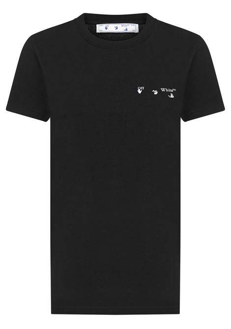 T-shirt Off-White Off-White | 8 | OWAA049R21JER0041001