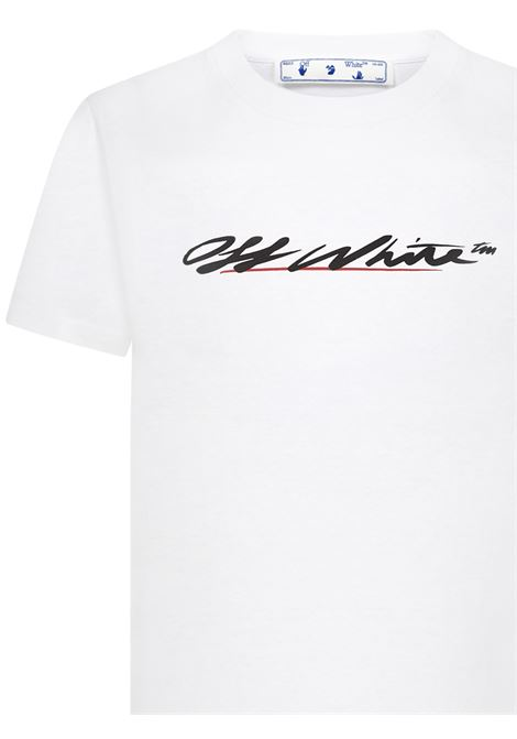 Off-White T-shirt  Off-White | 8 | OWAA049R21JER0050110
