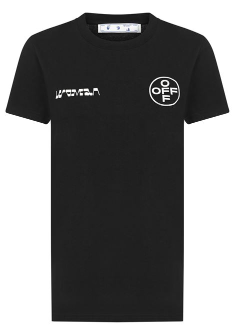 Off-White T-shirt  Off-White | 8 | OWAA049R21JER0081001