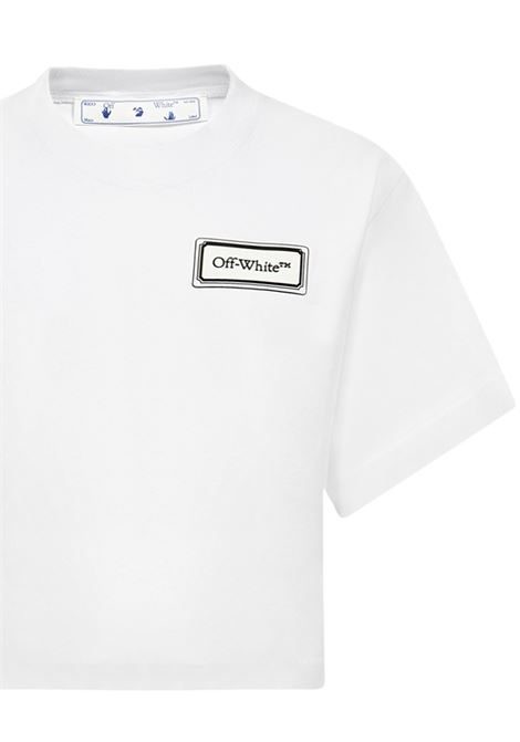Off-White T-shirt Off-White | 8 | OWAA090S21JER0040110