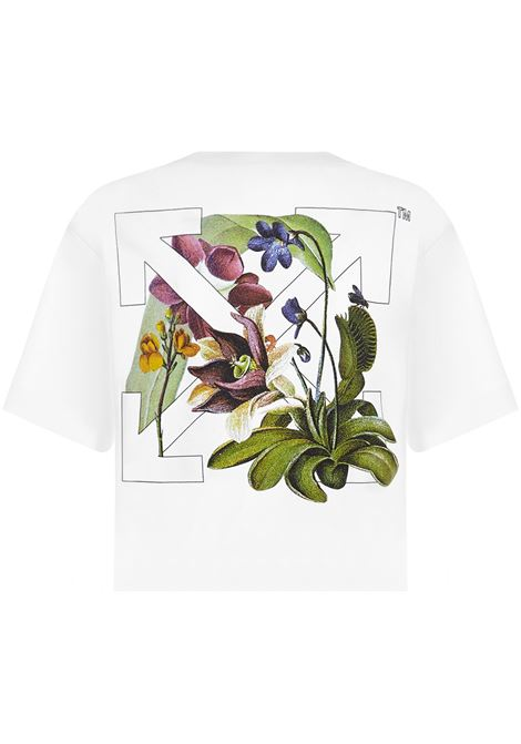 T-shirt Off-White Off-White | 8 | OWAA090S21JER0050155
