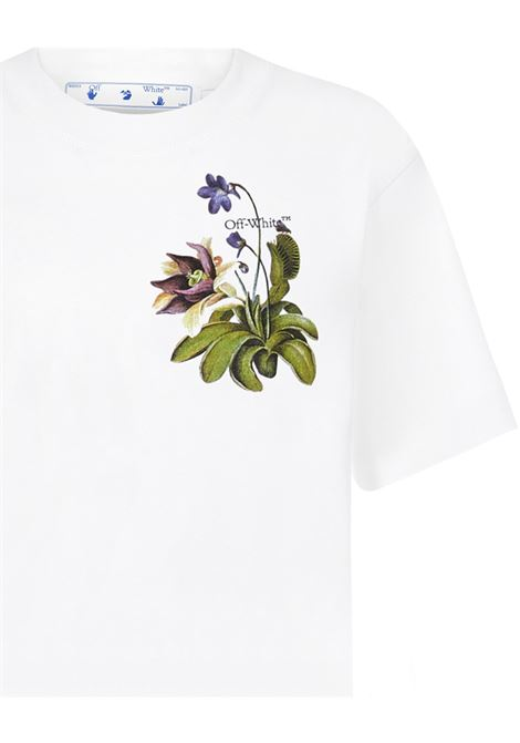 Off-White T-shirt Off-White | 8 | OWAA090S21JER0050155