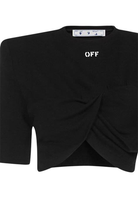Off-White T-shirt Off-White | 8 | OWAA092S21JER0011000