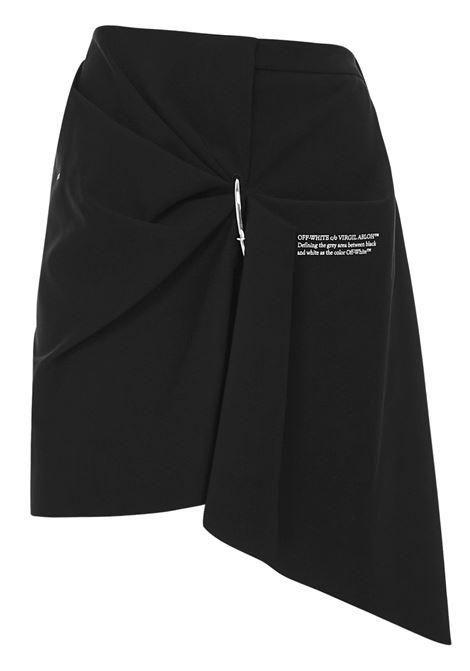 Off-White Mini Skirt Off-White | 15 | OWCC121S21FAB0011000